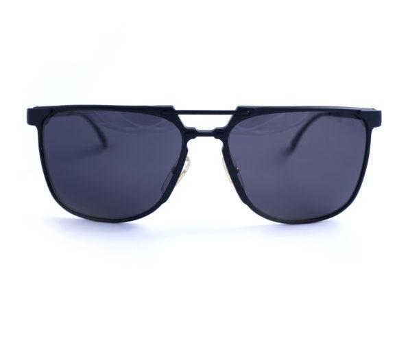 Laura Biagiotti eyewear vintage occhiali - model T400 alutanium front