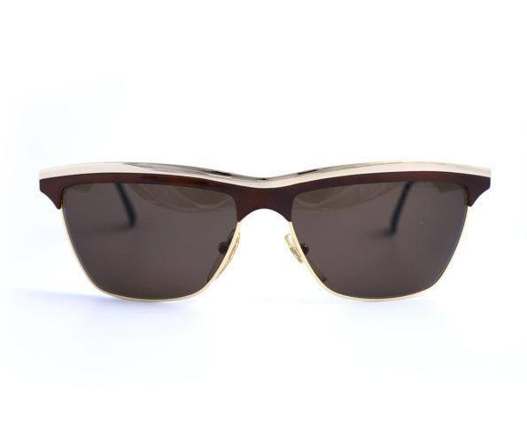 Vintage eyewear police Vogart model 673 front