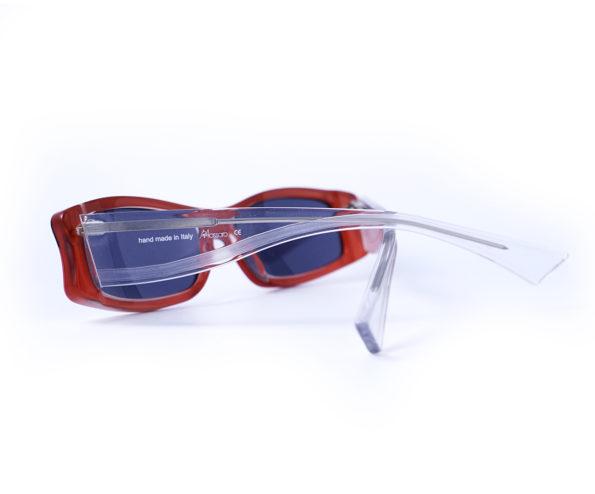 occhiali vintage piero massaro handmade in italy