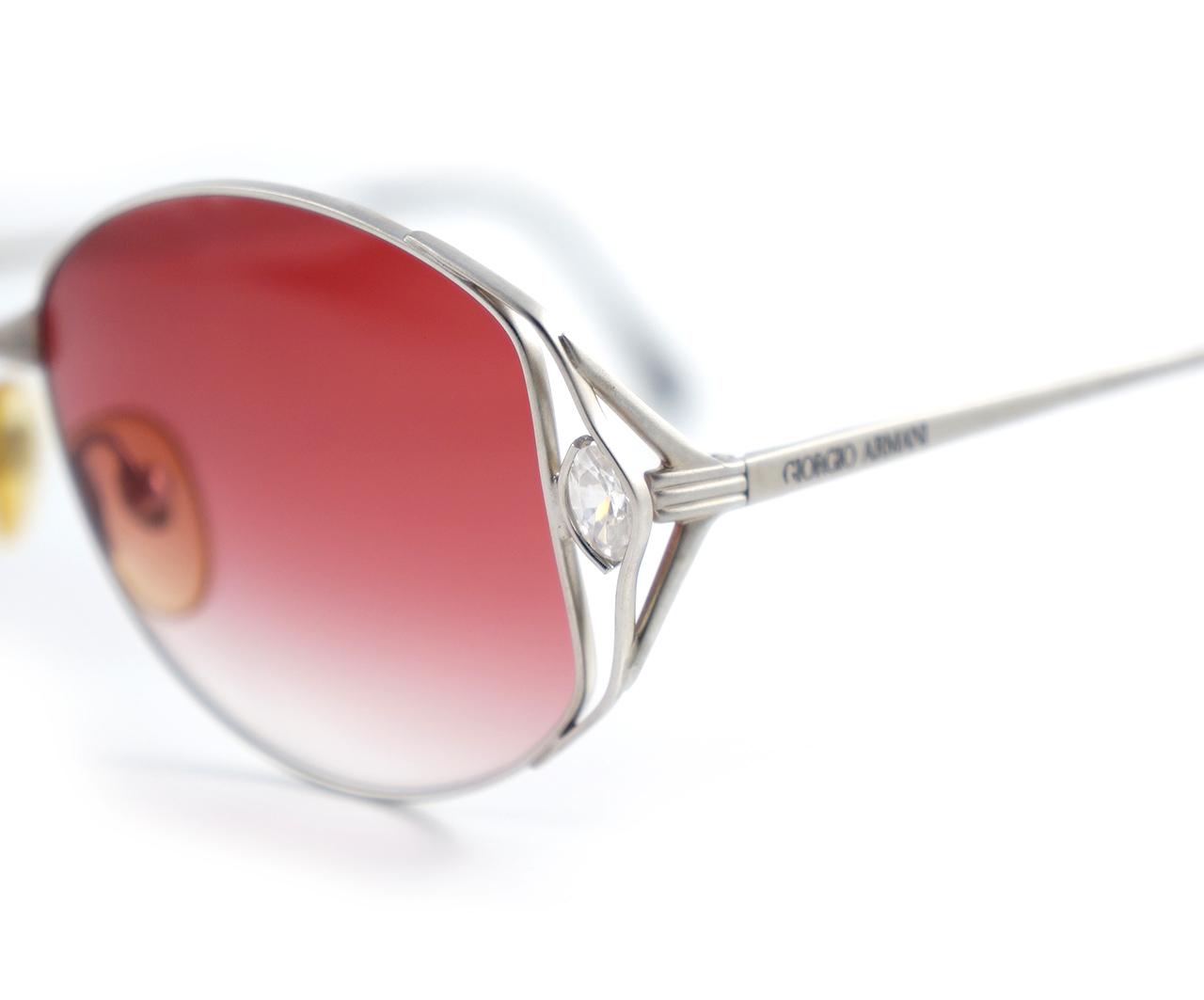 Occhiali Vintage di Giorgio Armani Modello 806