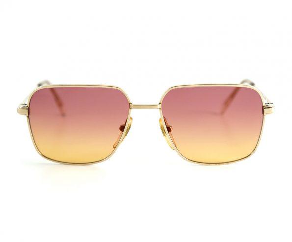 Occhiali Vintage di Desil laminato oro 14kt - Occhiale Vintage 1