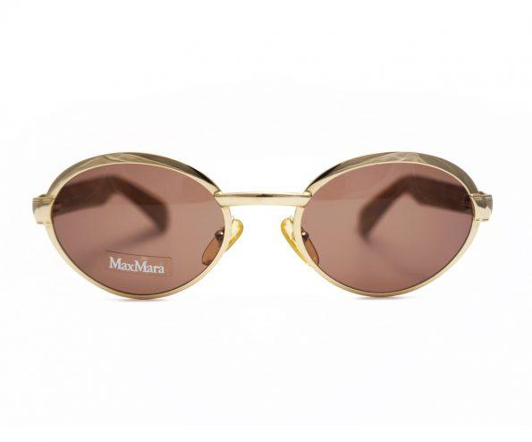Occhiali Vintage Max Mara modello MM 3S lente ovale