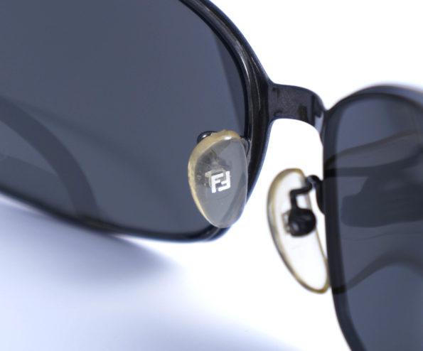 occhiali vintage uomo fendi SL7237 nosepads
